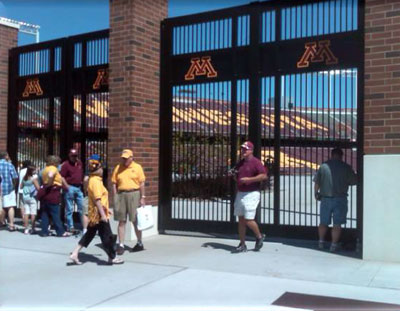TCF Bank Stadium, University of Minnesota